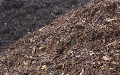 La plateforme de compostage